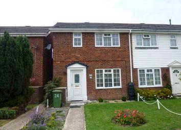 Thumbnail 2 bed end terrace house to rent in Compton Drive, Bognor Regis