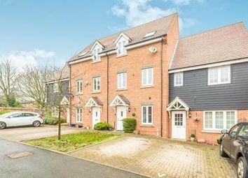 Thumbnail 4 bed terraced house for sale in Pembridge Gardens, Stevenage, Hertfordshire, England