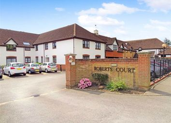 Thumbnail 1 bed flat for sale in Roberts Court, Chelmsford, Essex