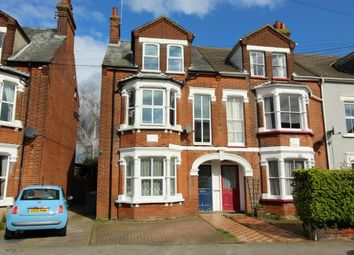 Thumbnail 5 bed end terrace house for sale in Cobbold Road, Felixstowe