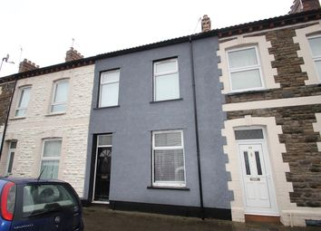 3 bed terraced house to rent in Carlisle Street, Cardiff CF24