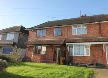 Thumbnail 2 bed semi-detached house to rent in Wycombe Lane, Wooburn Green, High Wycombe