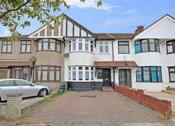 Thumbnail 3 bedroom terraced house for sale in Berkeley Avenue, Clayhall, Ilford, Essex