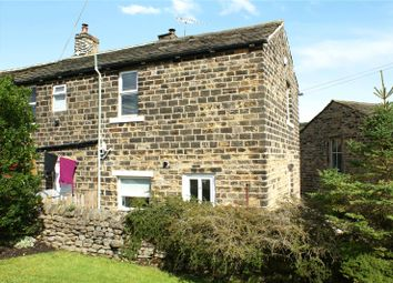 Thumbnail 2 bed end terrace house for sale in High Fold, East Morton, Keighley, West Yorkshire