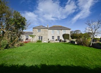Thumbnail 6 bed detached house for sale in Sennen, Cornwall