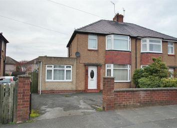 Thumbnail 5 bed semi-detached house for sale in Cumwhinton Road, Harraby, Carlisle, Cumbria