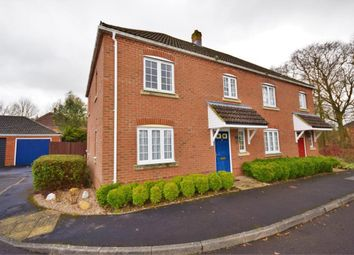 Thumbnail 3 bedroom semi-detached house for sale in Beggarwood, Basingstoke