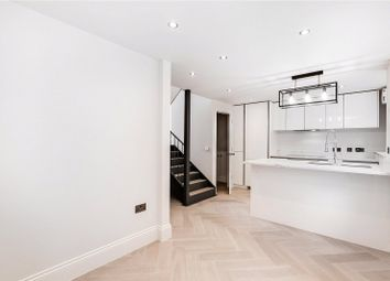 Thumbnail 1 bed maisonette to rent in Crabtree Hall, Rainville, London