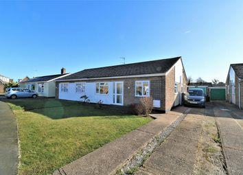 Thumbnail 3 bed semi-detached bungalow for sale in Clover Drive, Thorrington, Thorrington, Essex