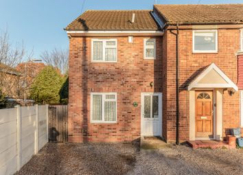 Thumbnail 2 bed end terrace house for sale in Bridgwater Drive, Westcliff-On-Sea