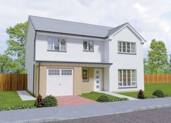 Thumbnail 4 bedroom detached house for sale in The Dochart, Craighill, Fairlie, Ayrshire