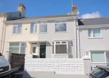 Thumbnail 3 bed terraced house for sale in Ganges Road, Plymouth