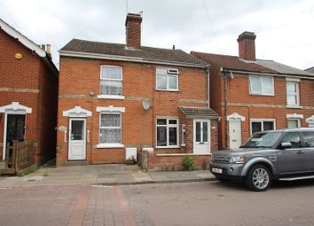 Thumbnail 3 bed terraced house to rent in Canterbury Road, Colchester