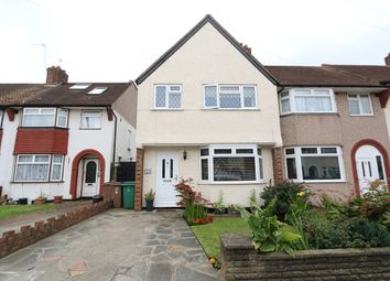 Thumbnail 3 bed end terrace house for sale in Elm Close, Carshalton, London
