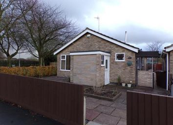 Thumbnail 2 bed bungalow for sale in Weavers Wynd, East Goscote, Leicester, Leicestershire