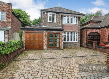Thumbnail 3 bed detached house to rent in Carlton Crescent, Urmston, Manchester