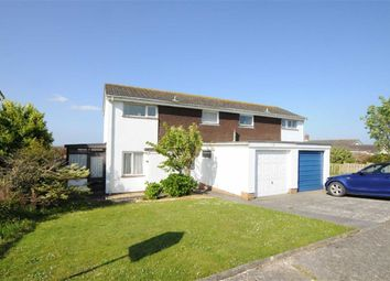 Thumbnail 2 bed semi-detached house for sale in Trelawney Avenue, Poughill, Bude, Cornwall