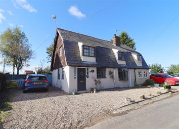 Thumbnail 3 bed semi-detached house for sale in Langley Green, Feering, Colchester