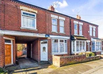 Thumbnail 3 bed terraced house for sale in Lothair Road, Leicester