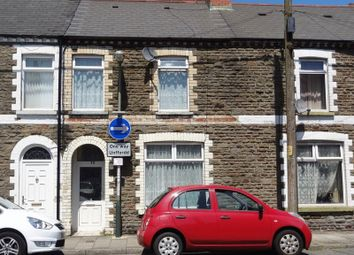 Thumbnail 1 bed terraced house to rent in Laurel Court, Church Street, Bedwas, Caerphilly
