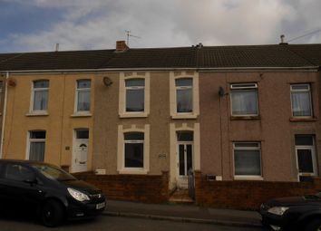 Thumbnail 4 bed terraced house for sale in 328 Middle Road, Gendros, Swansea