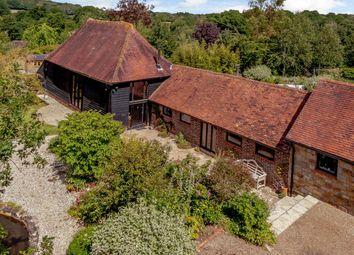 Sharlands Lane, Blackboys, East Sussex TN22. 4 bed barn conversion for sale