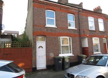 Thumbnail 4 bedroom end terrace house for sale in Frederick Street, Luton