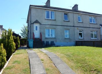 Thumbnail 2 bed flat to rent in Nethan Street, Motherwell