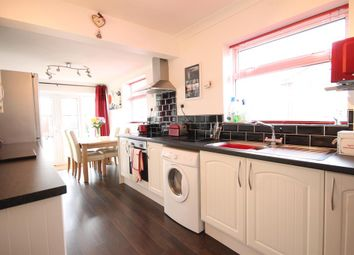 Thumbnail 2 bed semi-detached bungalow for sale in Whitethorn Close, York