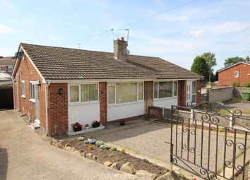 Thumbnail 2 bed semi-detached bungalow for sale in Western Avenue, Pontefract