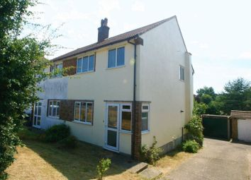 Thumbnail 3 bed semi-detached house for sale in Banstead Road, Caterham