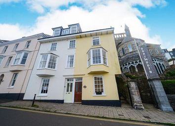 Thumbnail 3 bedroom end terrace house for sale in Dartmouth, Devon, England