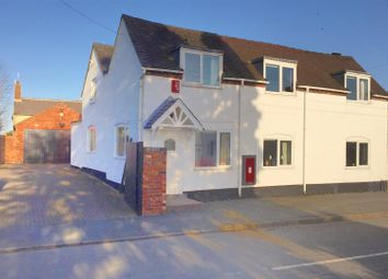 Thumbnail 4 bed cottage for sale in Church Street, Coton-In-The-Elms, Swadlincote