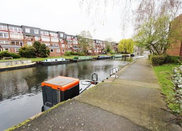 Thumbnail 1 bed flat for sale in Bream Close, London