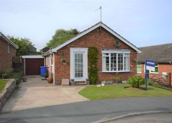 Thumbnail 2 bed detached bungalow for sale in Park Rise, Hunmanby, Filey