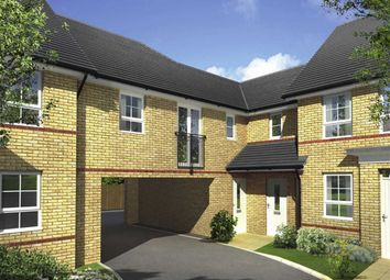Thumbnail 1 bed flat for sale in Carters Lane, Fairfields, Milton Keynes