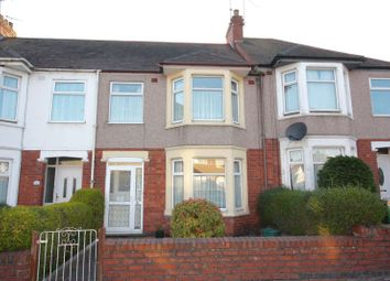 Thumbnail 3 bed terraced house for sale in William Bristow Road, Coventry