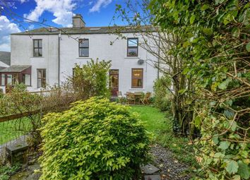 Thumbnail 3 bed terraced house for sale in Green Cottages, Torver, Cumbria