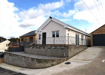 Thumbnail 3 bed bungalow for sale in Crown Road, Kenfig Hill