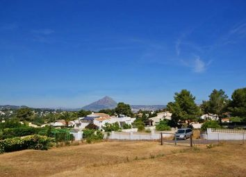 Thumbnail Land for sale in Javea, Alicante, Spain