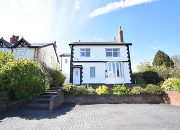 Thumbnail 4 bed detached house for sale in Holland Grove, Heswall, Wirral