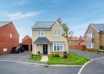 Thumbnail 4 bed detached house for sale in Moorhen Road, Yatton, Bristol, Somerset