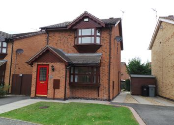 Thumbnail 3 bedroom detached house to rent in Ascot Drive, Grantham