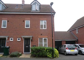Thumbnail 5 bed terraced house to rent in Swan Lane, Stoke, Coventry, West Midlands