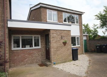 Thumbnail 3 bed link-detached house for sale in Matthew Wren Close, Little Downham, Ely
