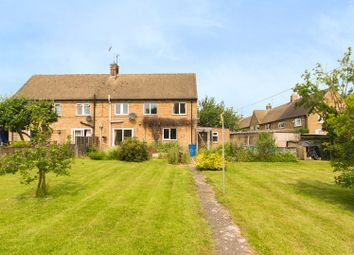 Thumbnail 3 bed semi-detached house for sale in New Road, Bledington, Chipping Norton