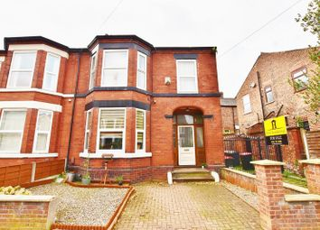 Thumbnail 4 bed terraced house for sale in Denstone Road, Salford