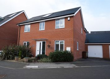 Thumbnail 4 bed link-detached house for sale in Becket Grove, Nottingham