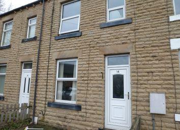Thumbnail 2 bed terraced house to rent in Crossfield Terrace, Horbury, Wakefield
