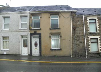 Thumbnail 2 bedroom terraced house for sale in Llandafen Road, Llanelli